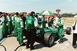 Tracy on grid