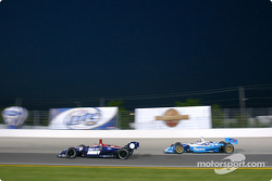 Jimmy Vasser and Paul Tracy