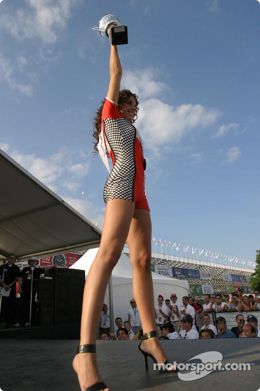 La Miss Molson Indy 2004