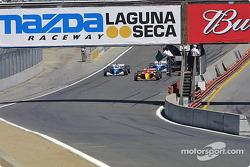 Start: Sébastien Bourdais takes the lead