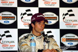 Post-race press conference: Bruno Junqueira