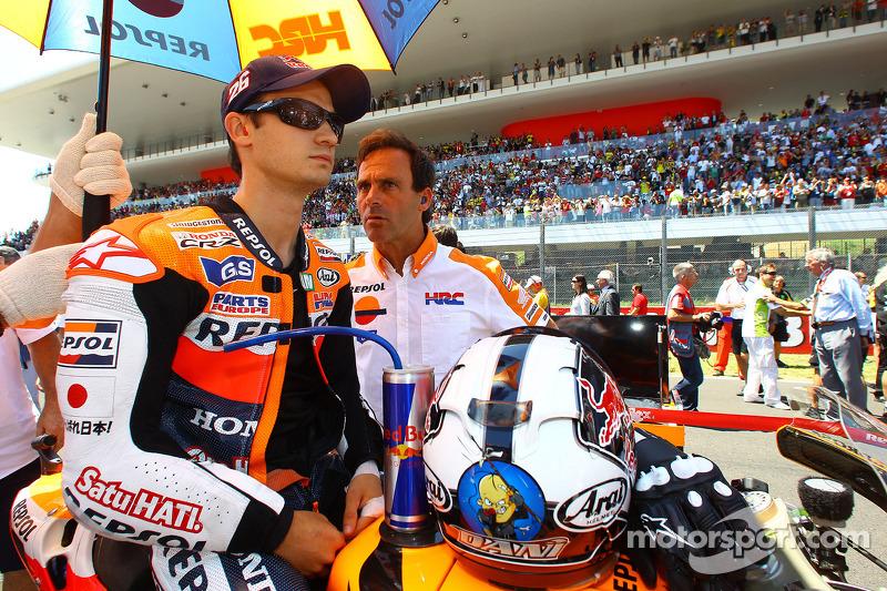 2011: MotoGP Italia