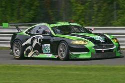 #99 Jaguar RSR Jaguar XKR: Bruno Junqueira, Cristiano Da Matta