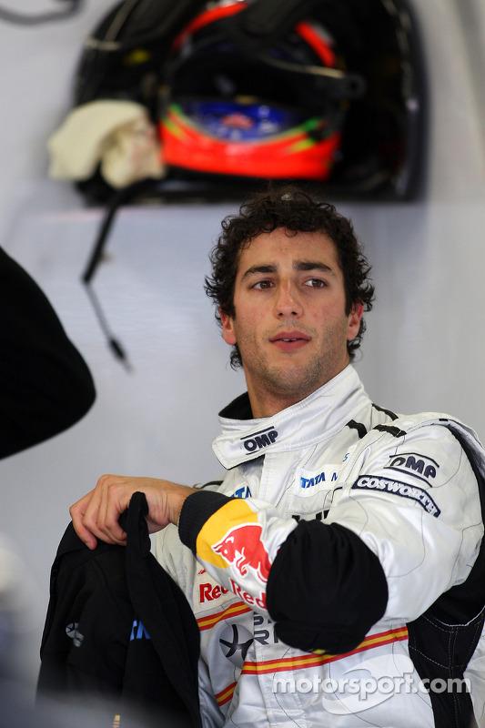 Daniel Ricciardo (2011, 21 Jahre)