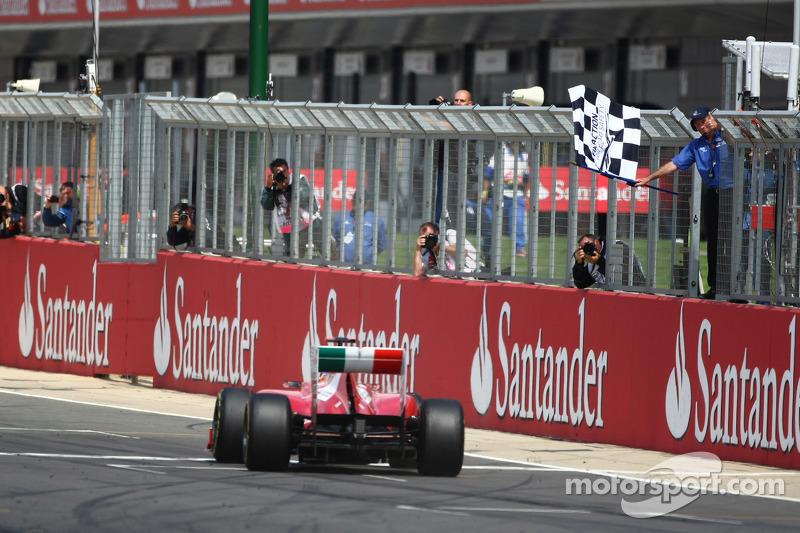 Переможець Фернандо Алонсо, Ferrari