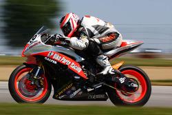 Samedi, course Sportbike à Daytona