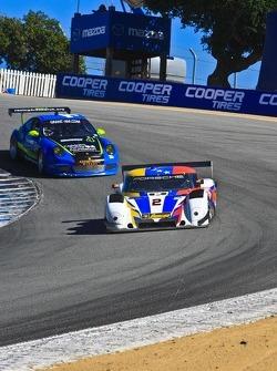 Ryan Dalziel, Mike Forest, Alex Popow : Avior Airusas Porsche Riley, Starworks Motorsport