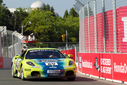 #89 Ferrari of Ontario Ferrari F430 Challenge: Ryan Ockey