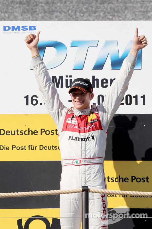 Edoardo Mortara, Audi Sport Team Rosberg, Audi A4 DTM 2008