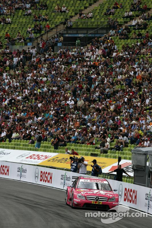 Susie Stoddart, Persson Motorsport, AMG Mercedes C-Klasse 2008