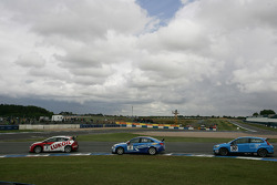 Gabriele Tarquini, Seat Leon 2.0 TDI, Lukoil - Sunred, Alain Menu, Chevrolet Cruze 1.6T, Chevrolet and Robert Dahlgren Volvo C30, Polestar Racing