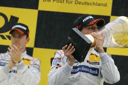Bruno Spengler, HWA AG, Mercedes AMG C-Klasse 2009