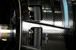 McLaren Mercedes, Technical detail, brake system