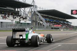 Nico Hulkenberg, Force India F1 Team, Test Driver
