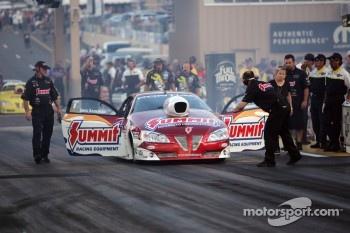 Greg Anderson, Summit Racing Pontiac GXP