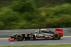 Nick Heidfeld, Lotus Renault GP