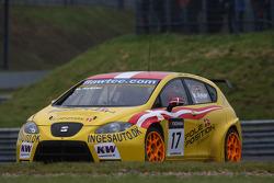 Michel Nykjer, Sunred Engineering  Seat Leon 2.0 TDI