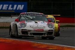 #19 Level Racing Porsche 997 GT3 Cup S: Brody, Christophe Corten, Mathijs Harkema, Kurt Dujardin