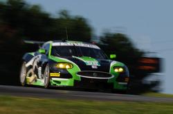 #98 Jaguar RSR Jaguar XKR: P.J. Jones, Rocky Moran Jr.