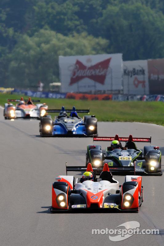 #37 Intersport Racing Oreca FLM09: Jon Field, Clint Field