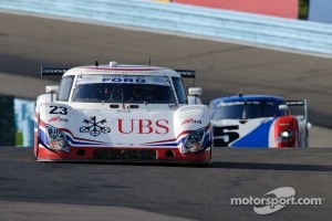 #23 United Autosports with Michael Shank Racing Ford Riley: Mark Blundell, Zak Brown