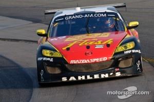 #49 Team Sahlen Mazda RX-8: Joe Nonnamaker, Wayne Nonnamaker