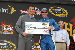Andy Lally, Sunoco Rookie of the Race Award