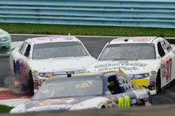 David Gilliland, Front Row Motorsports Ford, Scott Speed, Bob Jenkins Ford