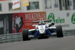 Jimmy Eriksson, Motopark, Dallara F308 Volkswagen