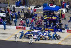 Martin Truex Jr., Michael Waltrip Racing