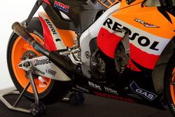 Zona de Repsol Honda Team
