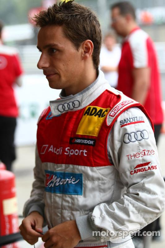 Pilipe Albuquerque, Audi Sport Team Rosberg, Audi A4 DTM 2008