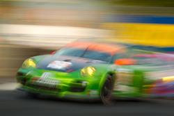 #34 Black Swan Racing Porsche 911 GT3 Cup: Peter LeSaffre, Andrew Davis