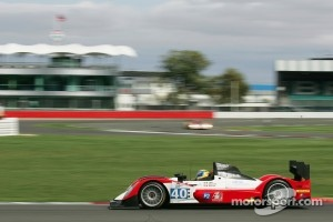 #40 Race Performance Oreca 03 - Judd: Michel Frey, Ralph Meichtry, Marc Rostan