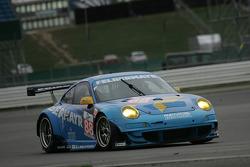 #88 Team Felbermayr Proton Porsche 911 RSR: Horst Felbermayr Jr., Christian Ried