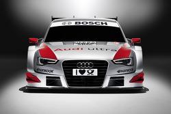The new 2012 Audi A5 DTM