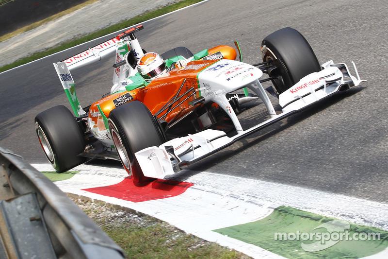 2011: Force India VJM04