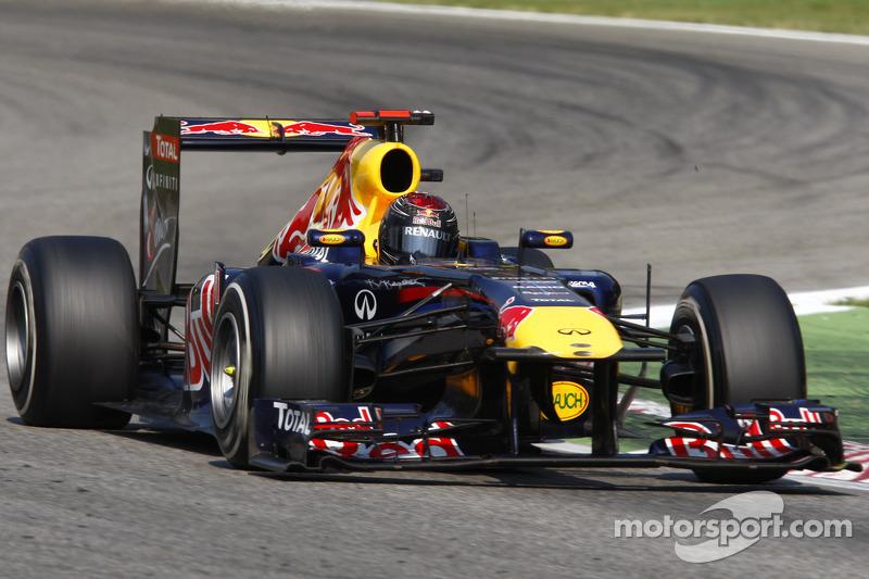 2011 - Sebastian Vettel, Red Bull Racing-Renault