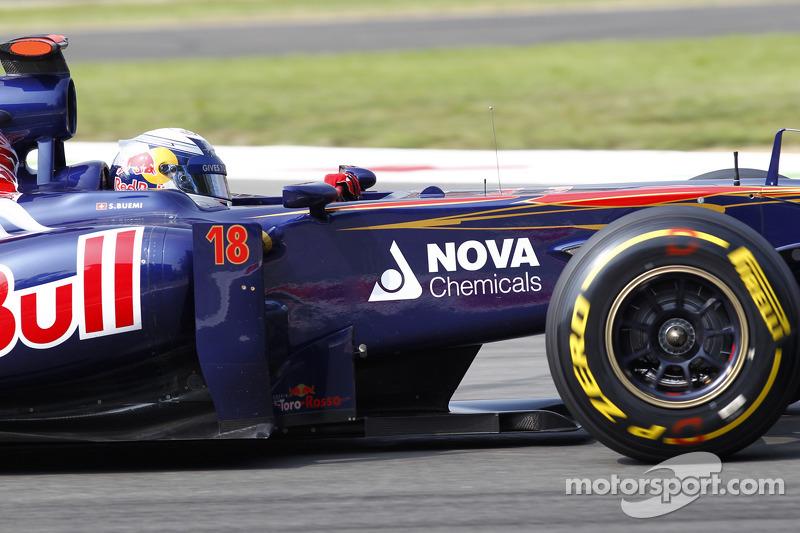 20. Sebastien Buemi, 55 GPs (2009-2011), melhor resultado é o 7° lugar nos GPs da Austrália 2009 e Brasil 2009.