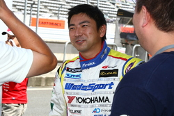 #19 Wedssport Advan SC430: Tatsuya Kataoka