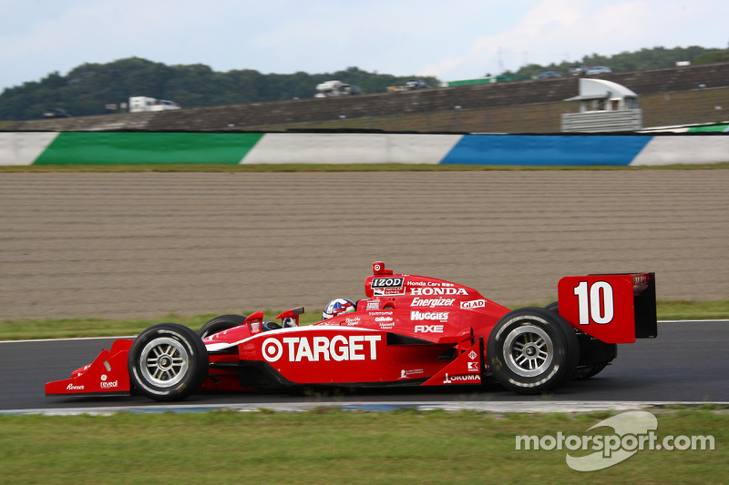2011 IndyCar: Dario Franchitti, Chip Ganassi Racing, Dallara-Honda