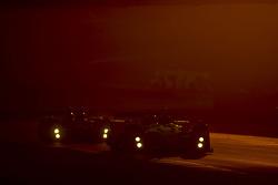 #37 Intersport Racing Oreca FLM09: Luca Moro, Tomy Drissi, Ricardo Vera