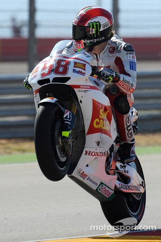 2011 Aragón, 4º clasificado