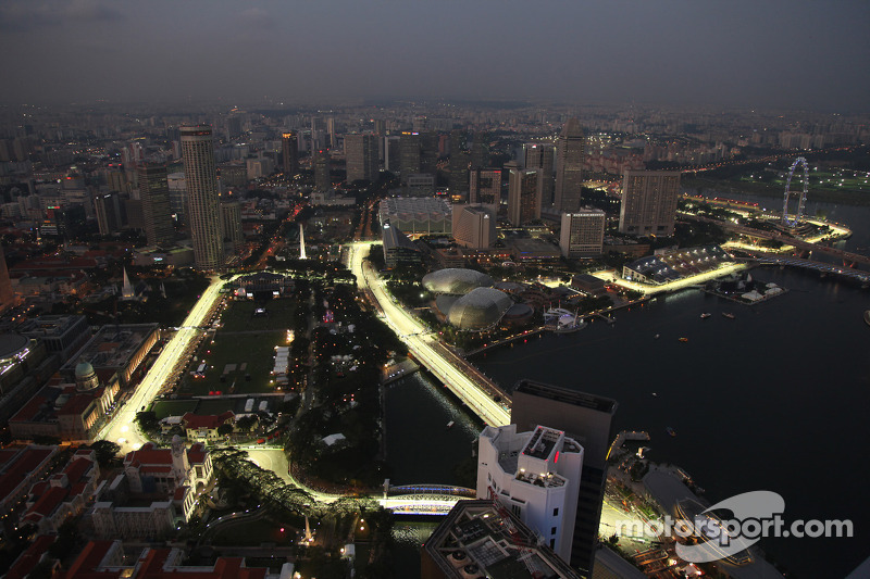 Singapore, The circuit