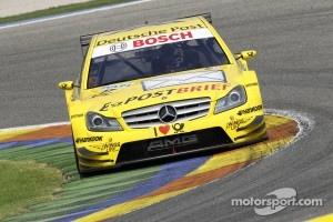 #17 David Coulthard (Deutsche Post AMG Mercedes / Deutsche Post AMG Mercedes C-Klasse (2008))