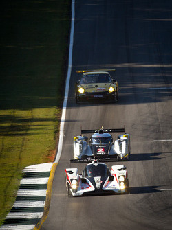 #6 Muscle Milk Aston Martin Racing AMR/Lola Coupe B08/62: Lucas Luhr, Klaus Graf, Greg Pickett