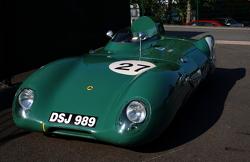 #27 Lotus XI Le Mans Series