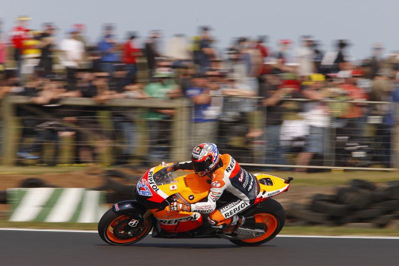 2011 - Casey Stoner, Honda
