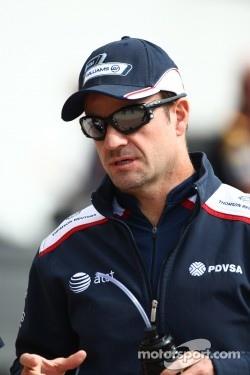 Uncertain times for Rubens Barrichello