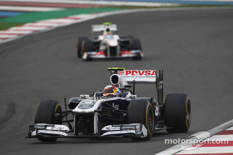 2011: Williams FW33